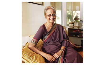 Junoon's Mumbai Local - In Pursuit of the Right Word with Shanta Gokhale
